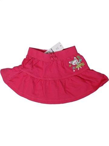 Falda niña CHEROKEE rosa 9 meses verano #1311962_1