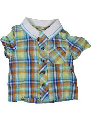 Camisa de manga corta niño M&CO verde 3 meses verano #1311975_1