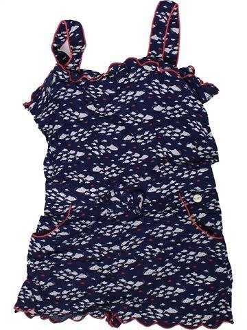 Combinación corta niña DEBBIE MOORE azul 5 años verano #1311978_1
