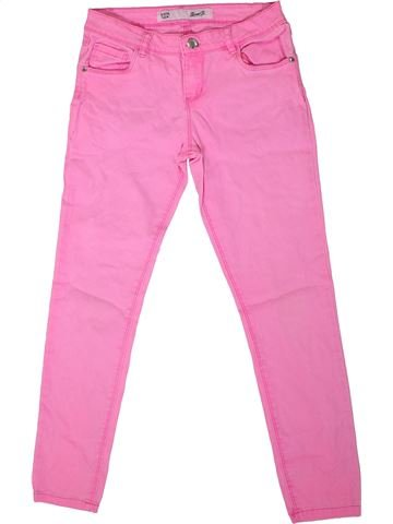 Pantalón niña PRIMARK rosa 10 años verano #1311984_1
