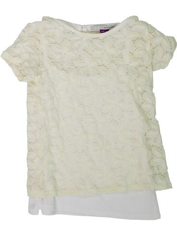 Camiseta de manga corta niña RIVER ISLAND azul 8 años verano #1311990_1