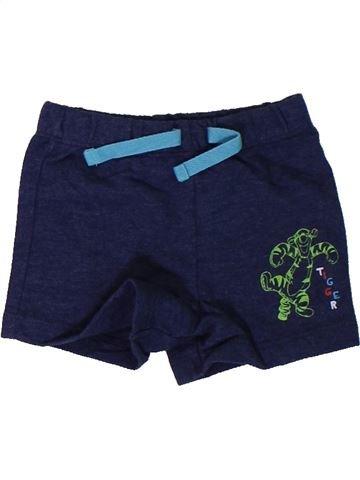 Short-Bermudas niño DISNEY azul 0 meses verano #1312005_1