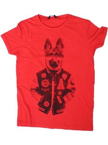 Camiseta de manga corta niño GEORGE rojo 14 años verano #1312008_1