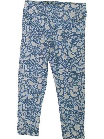 Legging niña F&F azul 2 años verano #1312024_1