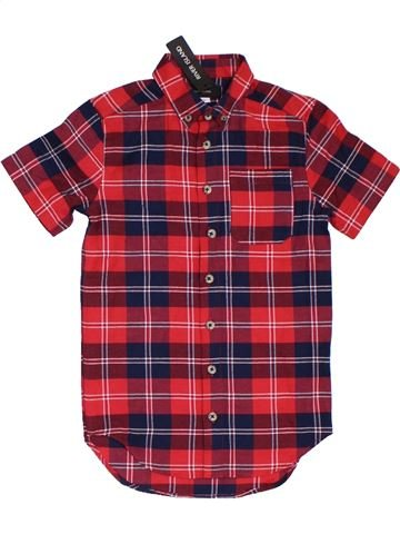 Camisa de manga corta niño RIVER ISLAND violeta 5 años verano #1312055_1