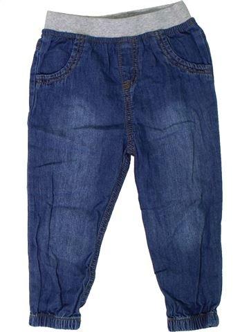 Pantalón niño F&F azul 2 años verano #1312145_1