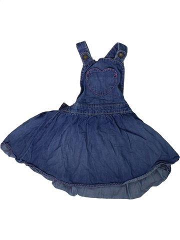 Vestido niña GEORGE azul 18 meses verano #1312194_1