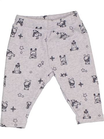 Pantalon garçon DOPODOPO blanc 6 mois hiver #1312639_1