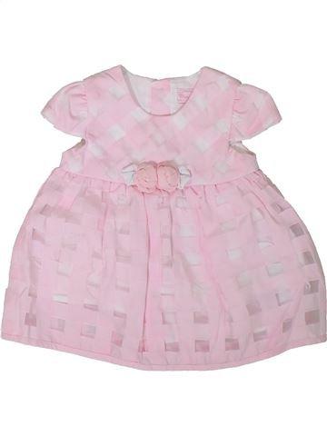 Vestido niña MAYORAL rosa 6 meses verano #1316486_1