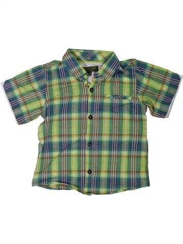 Chemise manches courtes garçon TED BAKER vert 5 ans été #1316546_1