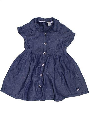 Vestido niña JASPER CONRAN azul 2 años verano #1317859_1