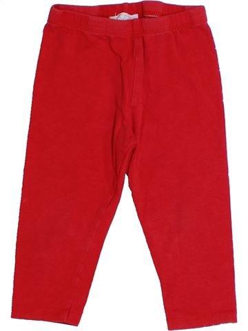 Legging niña KIMBALOO rojo 2 años verano #1322855_1