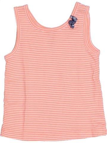 Camiseta sin mangas niña CARTER'S rosa 2 años verano #1322868_1