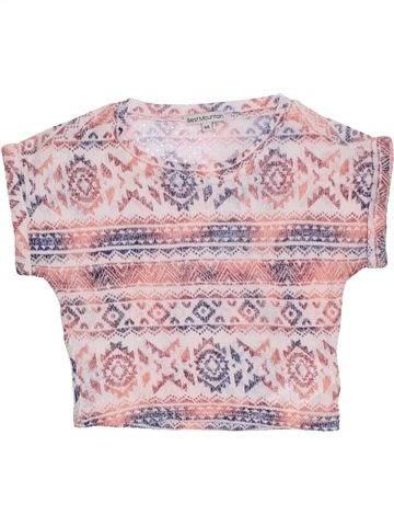 Pull fille BEST MOUNTAIN rose 6 ans hiver #1323315_1