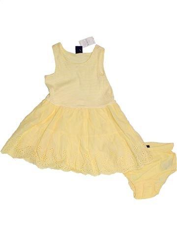 Robe fille GAP beige 2 ans été #1323867_1