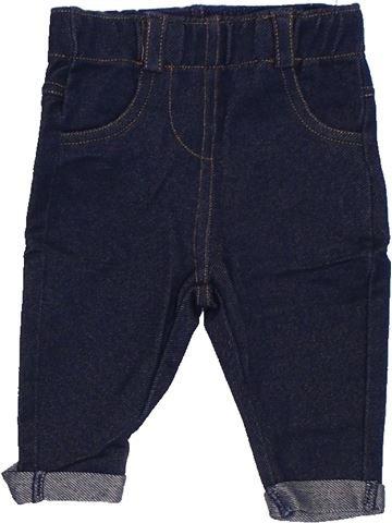 Pantalon fille KIABI bleu 3 mois été #1324149_1