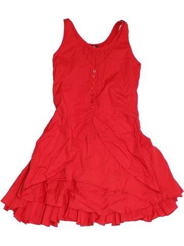 Vestido niña ELIANE ET LENA rojo 8 años verano #1325430_1