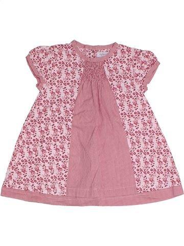 Vestido niña ALPHABET rosa 12 meses verano #1325565_1