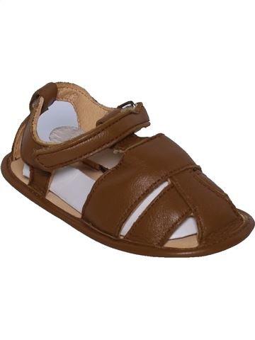 Sandalias niño EASY PEASY marrón 20 verano #1325793_1