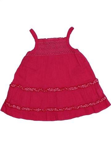 Robe fille SERGENT MAJOR rouge 3 mois été #1326079_1