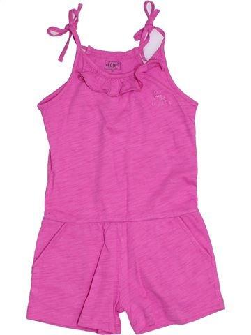 Combinación corta niña LA COMPAGNIE DES PETITS violeta 4 años verano #1326672_1