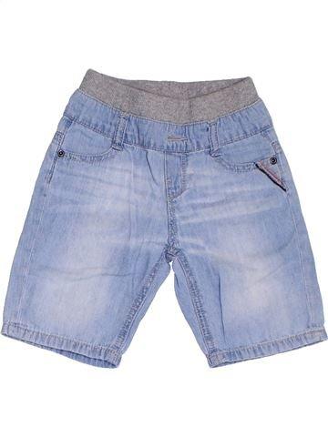 Short - Bermuda garçon 3 POMMES bleu 2 ans été #1326983_1