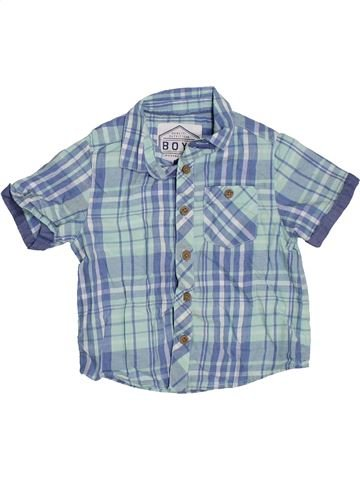 Camisa de manga corta niño BOYS azul 3 años verano #1327831_1
