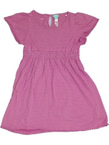 Robe fille MONSOON violet 8 ans été #1327997_1