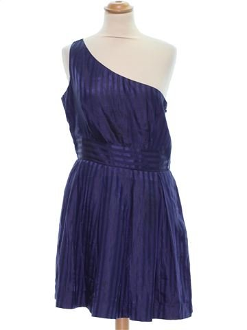 Vestido mujer MANGO L verano #1328684_1