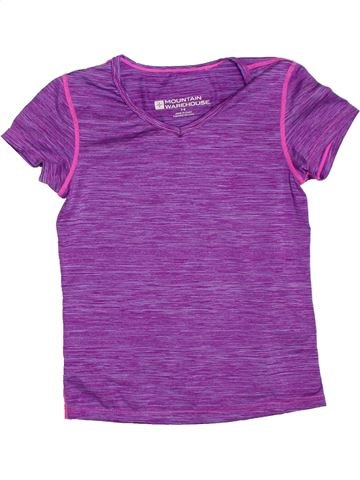 Sportswear fille MOUNTAIN WAREHOUSE violet 6 ans été #1329283_1