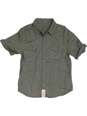 Camisa de manga corta niño DUNNES STORES gris 5 años verano #1329319_1