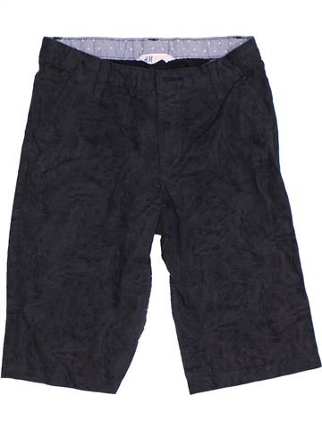Short - Bermuda garçon H&M noir 12 ans été #1329416_1