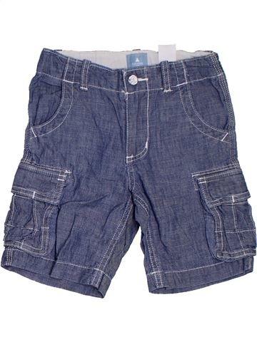 Short - Bermuda garçon GAP bleu 4 ans été #1329466_1