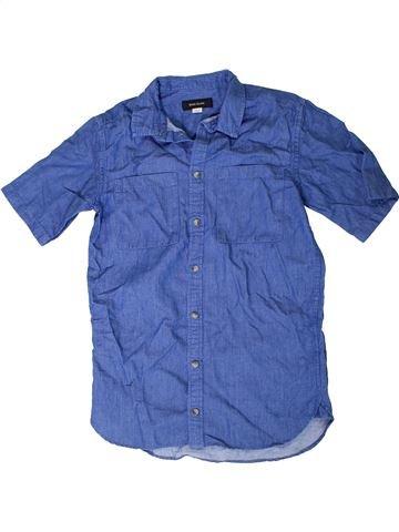 Camisa de manga corta niño RIVER ISLAND azul 11 años verano #1329505_1