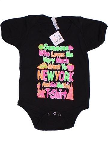 T-shirt manches courtes fille VERSON rose 4 ans été #1329822_1