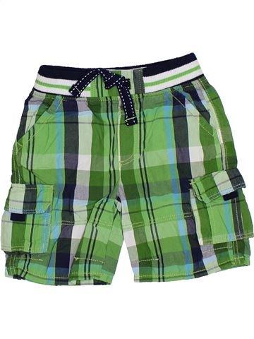 Short - Bermuda garçon TU vert 3 ans été #1330137_1