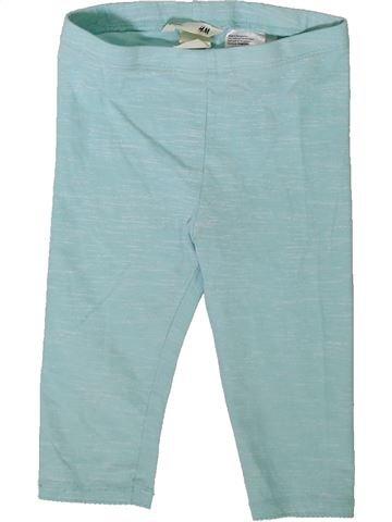 Legging fille H&M bleu 3 ans été #1330430_1