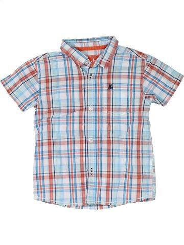 Chemise manches courtes garçon PRIMARK gris 4 ans été #1330659_1