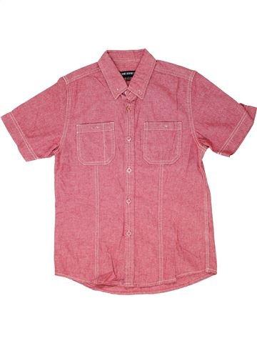 Chemise manches courtes garçon PRIMARK rose 9 ans été #1330660_1