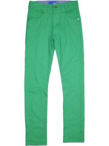 Pantalon garçon NEXT vert 13 ans été #1330729_1