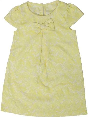 Vestido niña DUNNES STORES verde 4 años verano #1330891_1