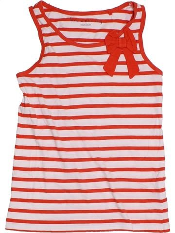 T-shirt sans manches fille NEXT rouge 10 ans été #1330924_1