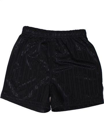 Short de sport garçon SCHOOL LIFE noir 7 ans été #1330952_1