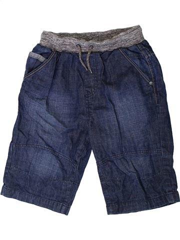 Short - Bermuda garçon GEORGE bleu 12 ans été #1331052_1