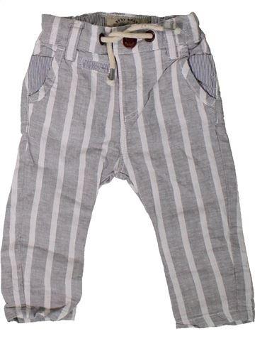 Pantalon garçon NEXT gris 6 mois été #1331163_1