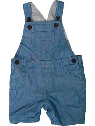 Pantalon garçon MARKS & SPENCER bleu 12 mois été #1331199_1