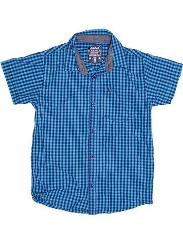 Chemise manches courtes garçon PRIMARK bleu 7 ans été #1331215_1