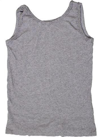Camiseta sin mangas niña I LOVE GIRLSWEAR gris 11 años verano #1331312_1
