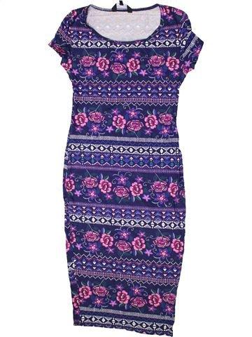 Robe fille NEW LOOK violet 13 ans été #1331421_1
