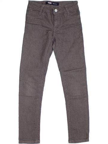 Pantalón niña LEVI'S gris 8 años verano #1331572_1